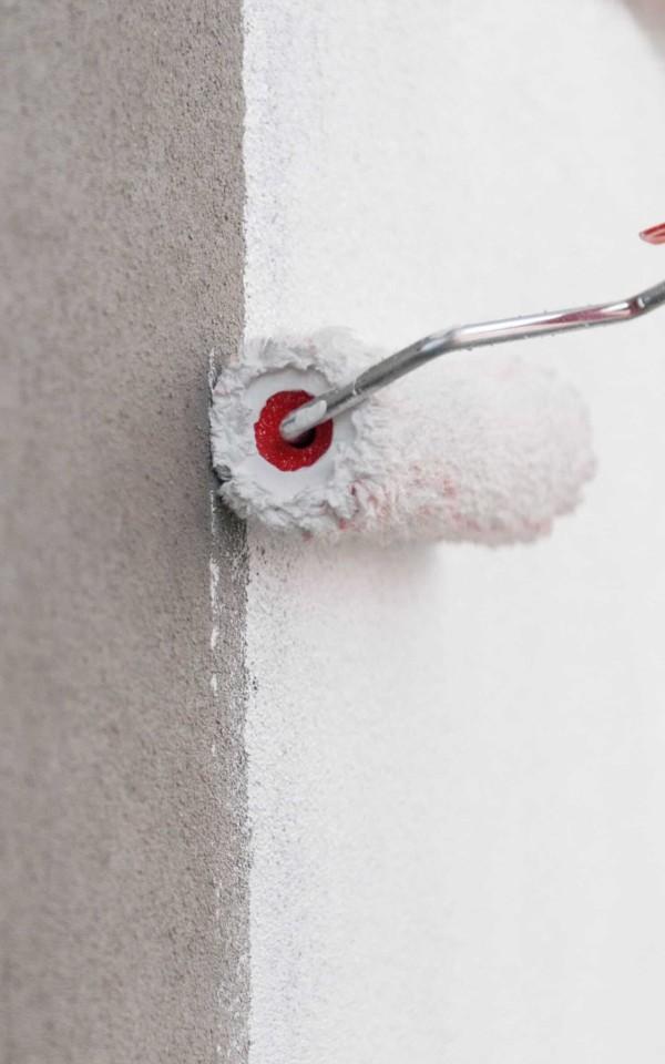 リメイク壁塗り